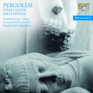 Pergolesi: Stabat Mater & Salve Regina in C minor
