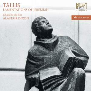 Tallis: The Lamentations and Contrafacta