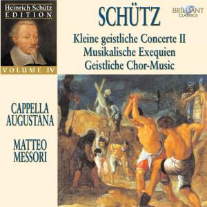 Schütz Edition Volume IV
