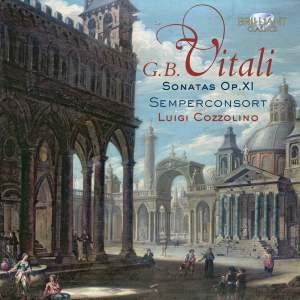 Vitali: Varie Sonate alla Francese e all'Italiana a 6, Op. 11