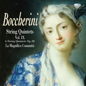 Boccherini - String Quintets Volume 9