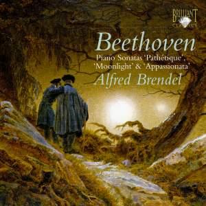 Beethoven - Piano Sonatas Nos. 8, 14 & 23