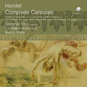 Handel: Complete Cantatas Volume 2