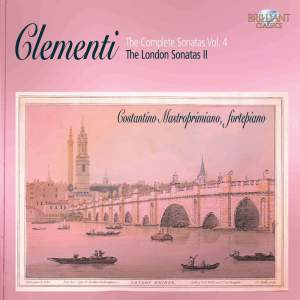 Clementi - The Complete Sonatas Volume 4
