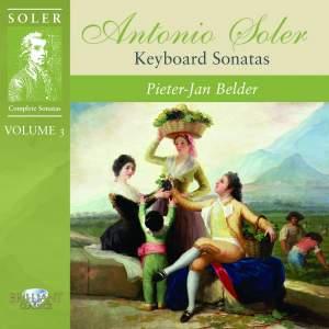 Antonio Soler: Keyboard Sonatas Volume 3