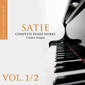 Satie: Piano Music (complete)