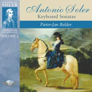 Antonio Soler: Keyboard Sonatas Volume 4