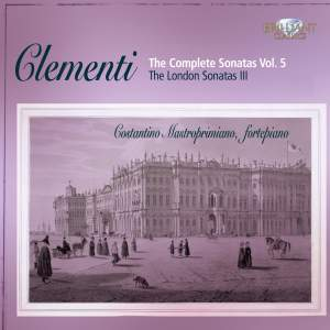 Clementi - The Complete Sonatas Volume 5