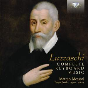 Luzzaschi: Complete Keyboard Music Product Image