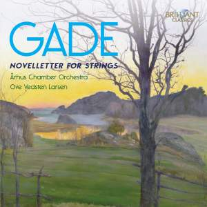 Gade: Novelletter for Strings