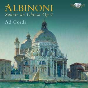 Albinoni: Sonate da chiesa (6), Op. 4