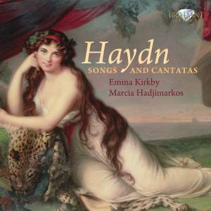 Emma Kirkby sings Haydn Songs and Cantatas