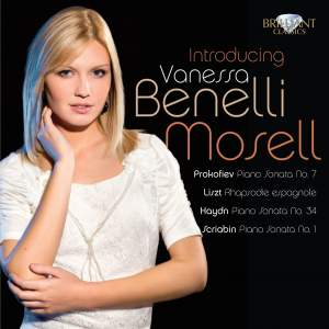 Introducing Vanessa Benelli-Mosell