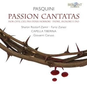 Pasquini: Passion Cantatas Product Image