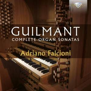 Guilmant: Complete Organ Sonatas Product Image