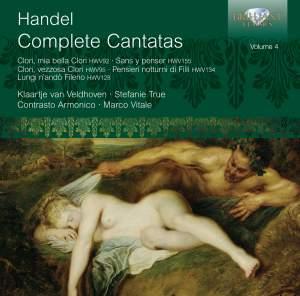 Handel: Complete Cantatas Volume 4