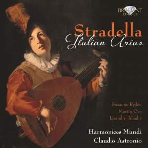 Stradella: Italian Arias for voice and basso continuo
