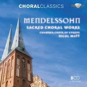Mendelssohn: Sacred Choral Works