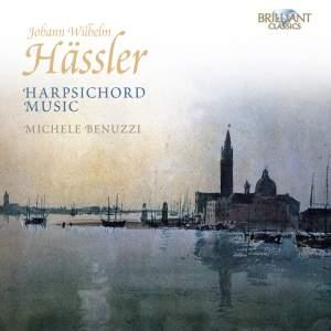 Johann Hässler: Harpsichord Music Product Image