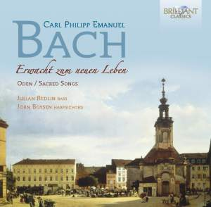 CPE Bach: Oden / Sacred Songs Product Image