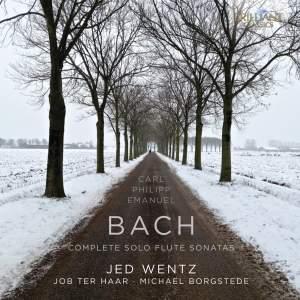 Bach, C P E: Flute Sonatas, Wq. 123-134