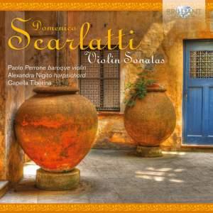 D. Scarlatti: Violin Sonatas