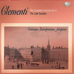 Clementi - The Complete Sonatas Volume 6