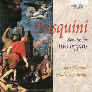 Pasquini, B: Sonatas for 2 Organs (14)
