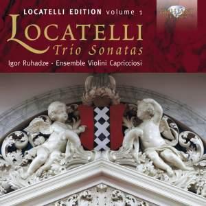 Locatelli Edition Volume 1: Trio Sonatas