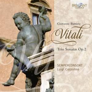 Vitali: Trio Sonatas Op. 2
