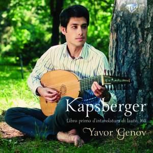 Kapsberger: Libro D'Intavolatura di Lauto