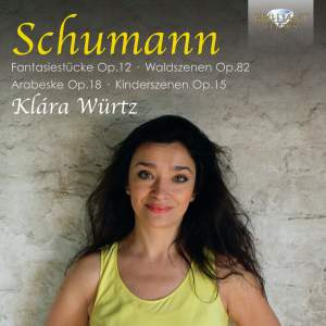 Schumann: Piano Music Product Image