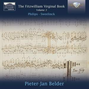 Fitzwilliam Virginal Book Volume 3: Sweelinck