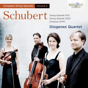 Schubert: String Quartets Vol. 2