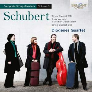 Schubert: String Quartets Vol. 3