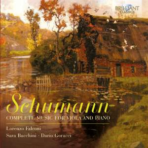 Schumann: Music For Viola & Piano