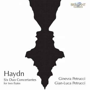 Haydn: Duo Concertantes for two flutes (6)