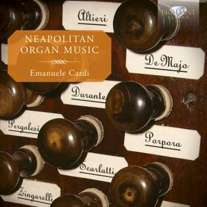Neapolitan Organ Music