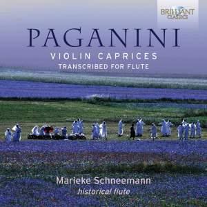 Paganini: Violin Caprices (transcribed for flute)