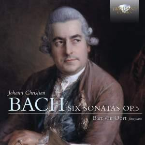 J.C. Bach: Six Sonatas Op. 5