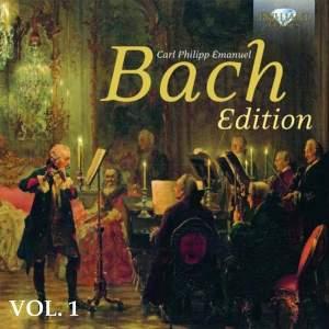 CPE Bach Edition, Vol. 1