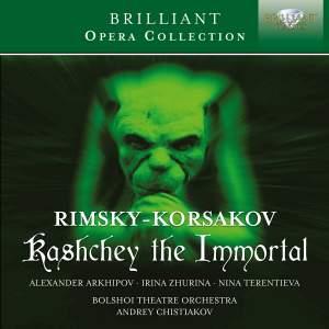 Rimsky Korsakov: Kashchey the Immortal