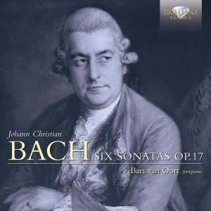 Bach, J C: Six Sonatas Op. 17