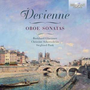 Devienne: Oboe Sonatas
