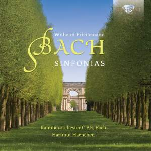 WF Bach: Sinfonias Product Image