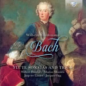 WF Bach: Flute Sonatas and Trios