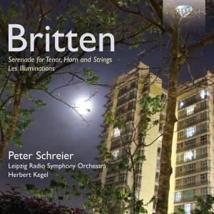 Britten: Les Illuminations & Serenade