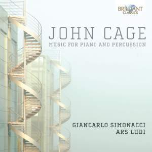 John Cage: Music For Piano And Percussion