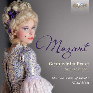 Mozart: Secular Canons