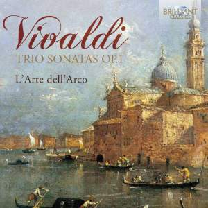 Vivaldi: Trio Sonatas (12) for Two Violins & Continuo, Op. 1 Product Image